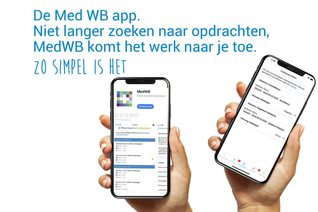 MedWb app binnekort ook voor Android