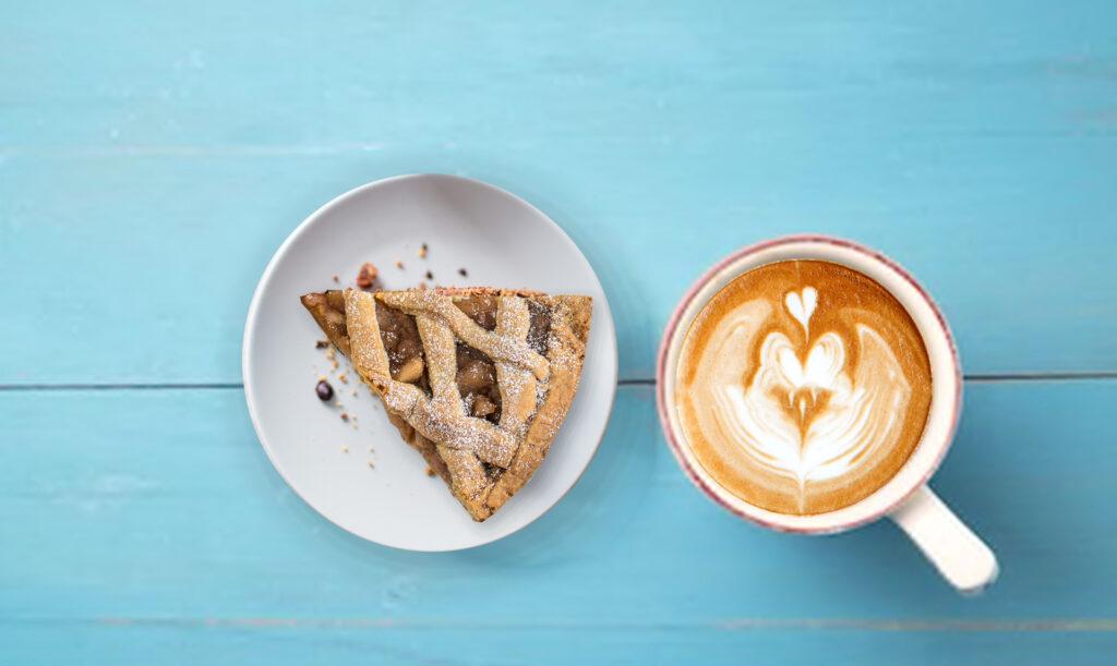 Membership voor prijs van koffie en taart