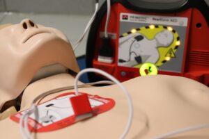 AED-certificaat verlengt