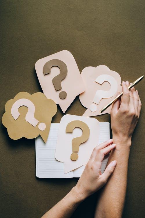 De tien meest gestelde vragen